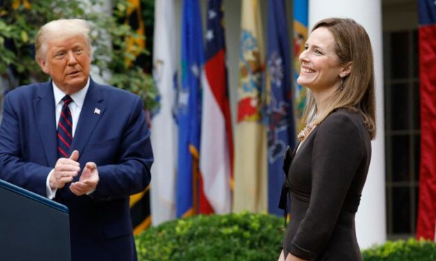 Audiencias de confirmación para la Corte Suprema de Amy Coney Barrett