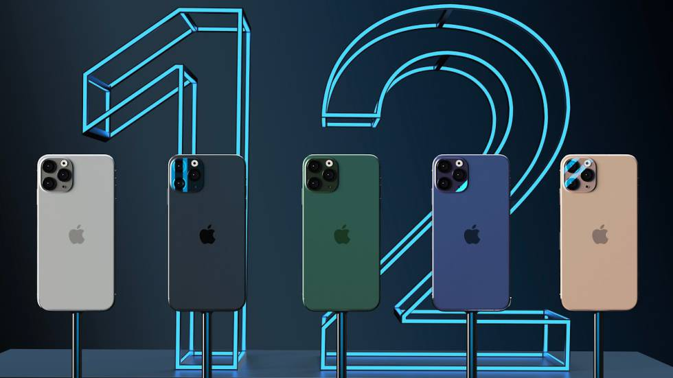 Apple presentó el iPhone 12, compatible con 5G