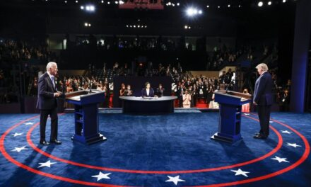 Trump vs. Biden: El último debate antes del día cero (VIDEO DEL DEBATE)